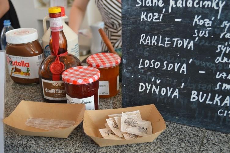 eat, drink, prague vintage fair 2014, food, galette