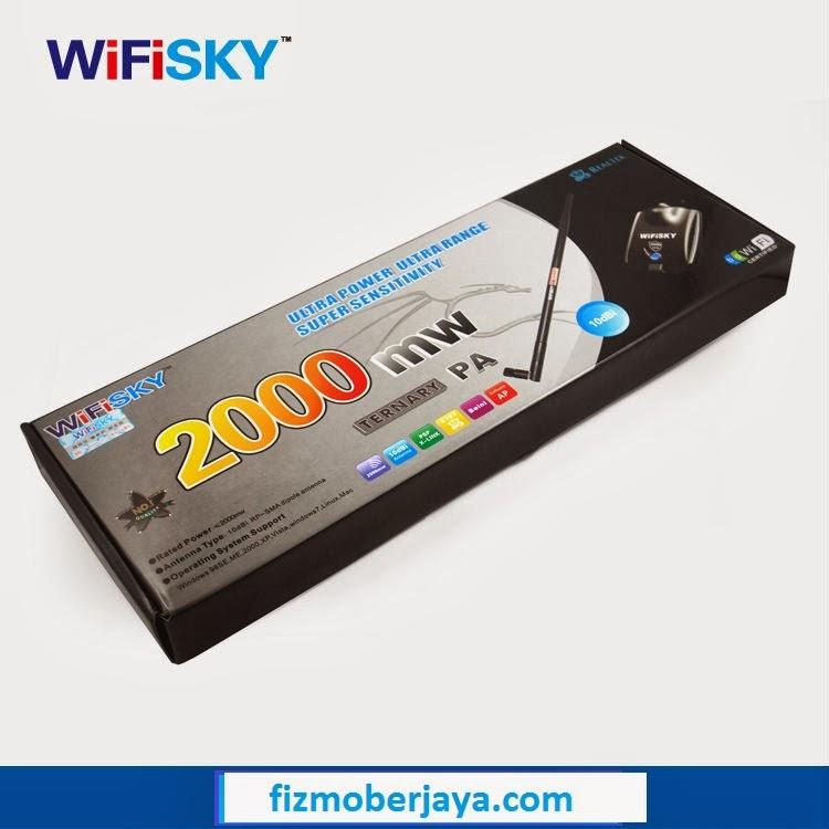 Wifisky Realtek 2000mw Usb Wifi Adapter