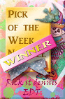 Pick of the week Winner 03-08-2015