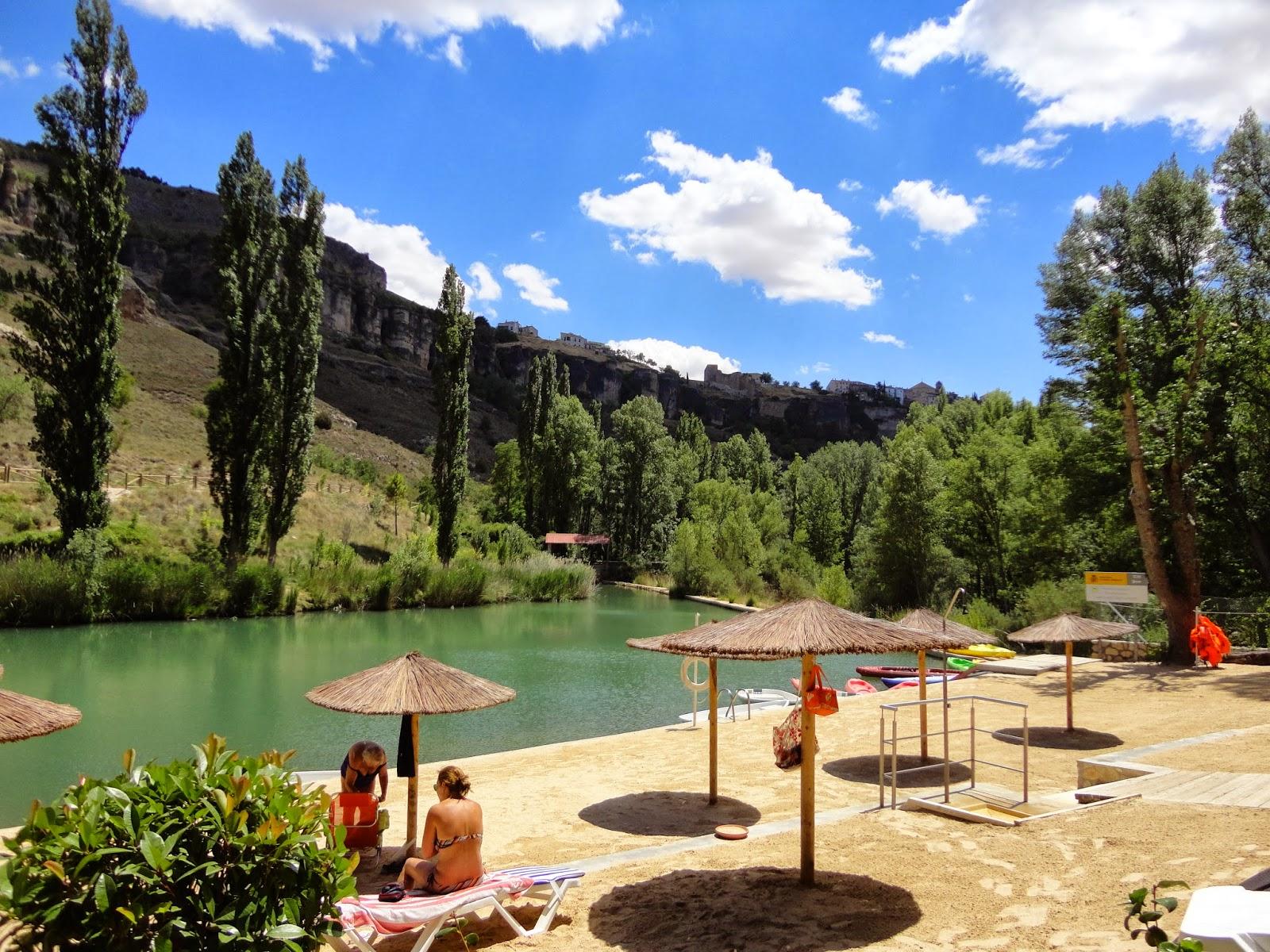 Magia serrana variaciones con la hoz del r o j car nevada for Hoteles con piscina en cuenca