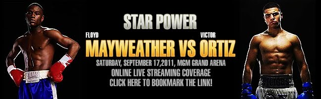Mayweather vs Ortiz Online Live Streaming, News and Updates, Mayweather Ortiz 24/7 by HBO