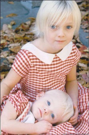 dakota fanning baby  pictures,