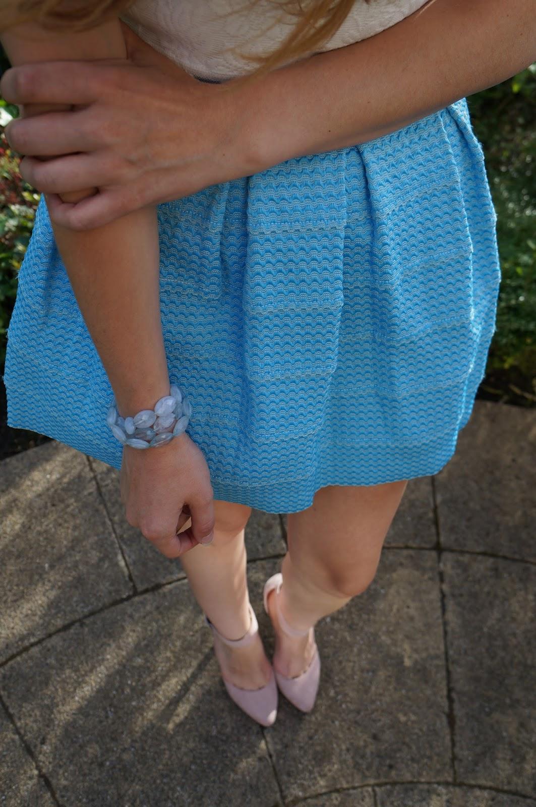 girly, skirt, blue, fashion, trends, belle of the ball