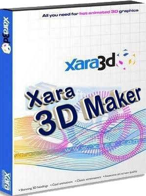 XARA-3D-Maker-Cover