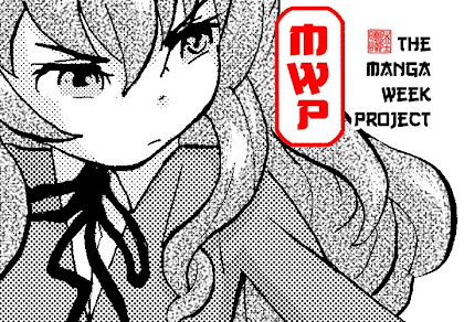 Manga Week Project Portfolio