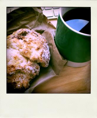 snapshot of Chelsea Watson's morning routine