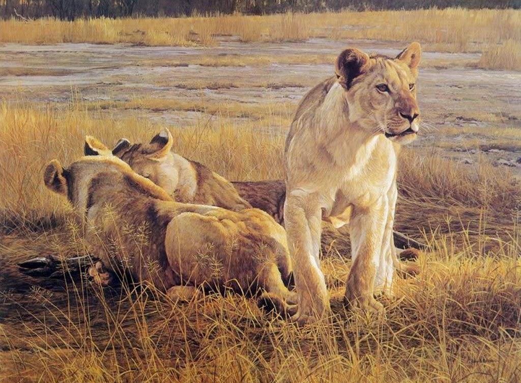 paisajes-naturales-con-animales-pintados-oleo