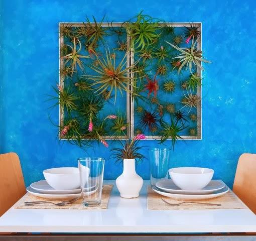 Marzua decorar con marcos de plantas a reas - Marcos para plantas ...