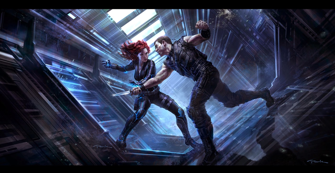 Black Widow vs Hawkeye - Who would win in a fight?