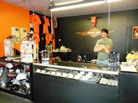 Piercing shop