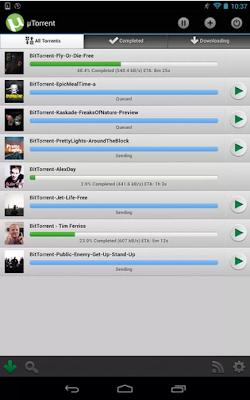 uTorrent App