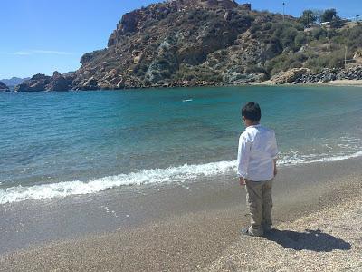 playa de cartagena España