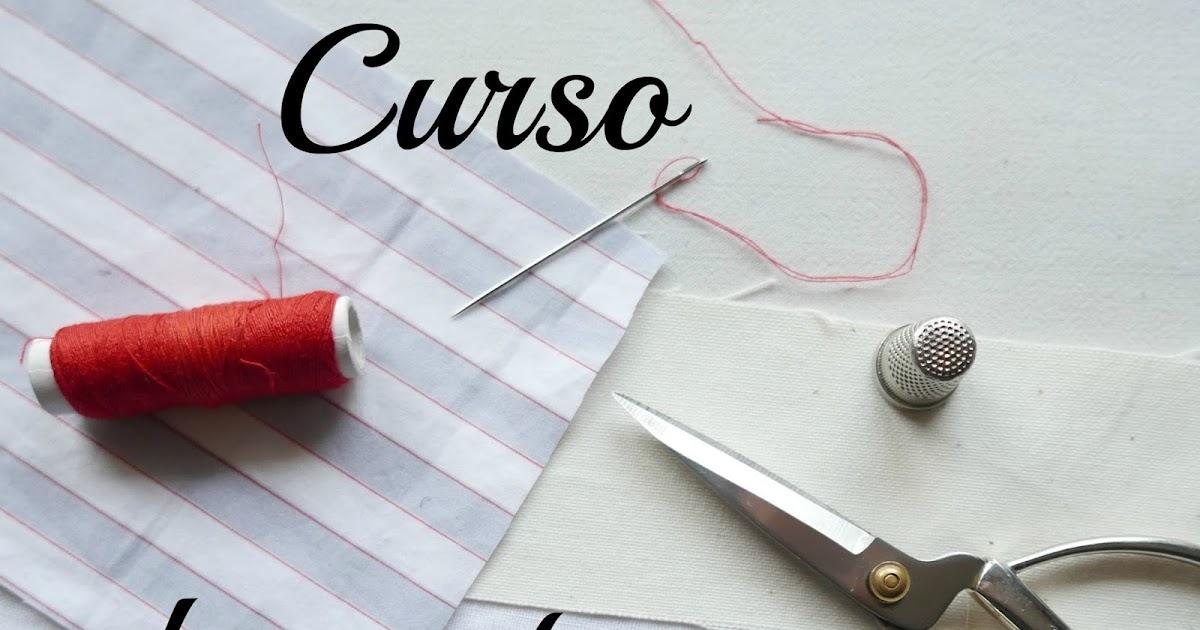 Cuso de costura gratis para principiantes ~ Moda en la Costura