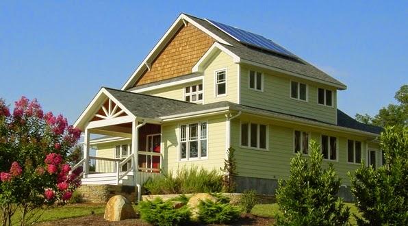 Energy Efficient Craftsman House Plans