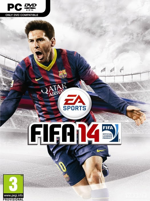 Fifa 2014 Tek Link Full Oyun İndir