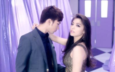 Ailee G.O MBLAQ I'll Show you hug
