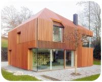 model rumah kayu minimalis