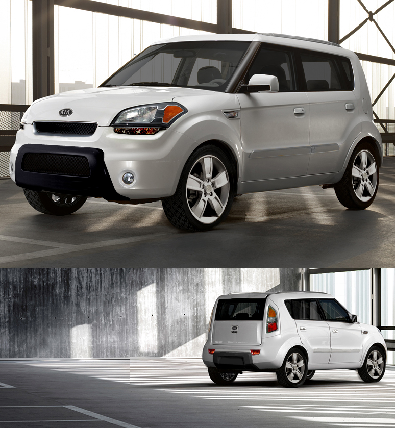 KIA Soul : Car Review 2012 And Pictures