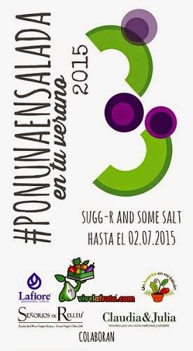 Pon una ensalada en tu verano 2015