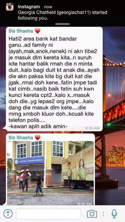 Cerita Sebenar Satu Keluarga Jadi Peminta Sedekah di bandar Kuala Terengganu sedang viral sekarang