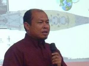 Ilmuwan Indonesia Kaharuddin Djenod