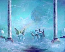 Bidadari surga