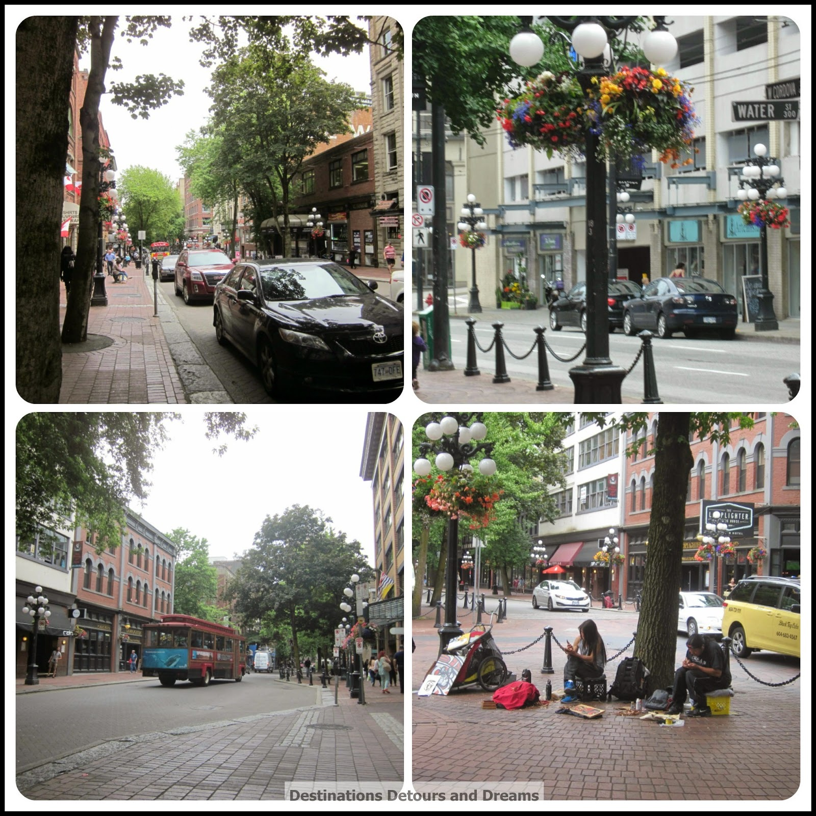 Images of Gastown