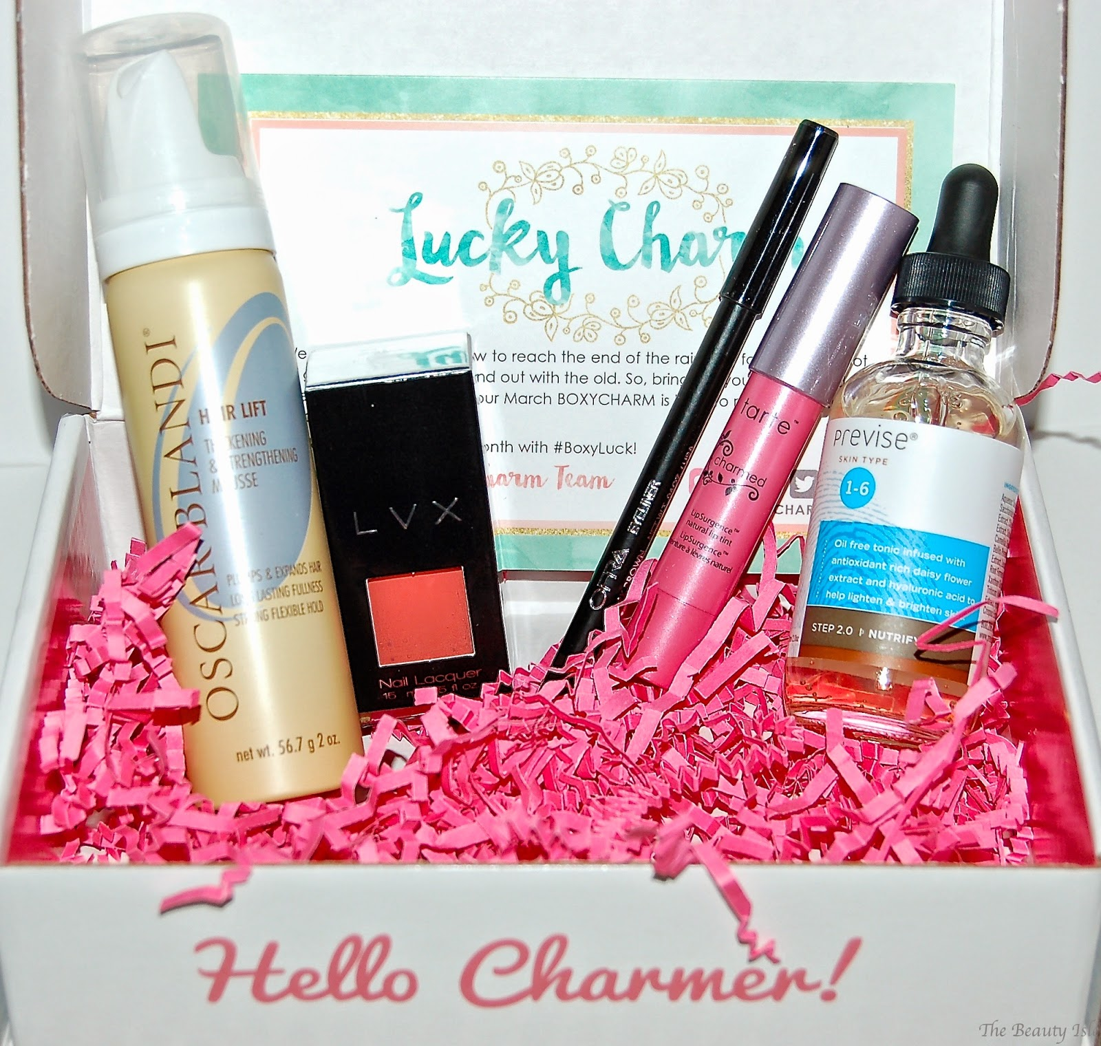 March Boxycharm