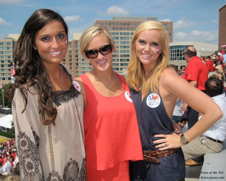 Hot vanderbilt girls