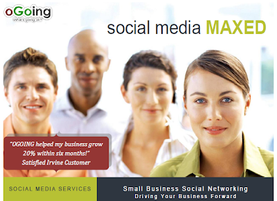 Small Business Social Media Marketing - OGoing