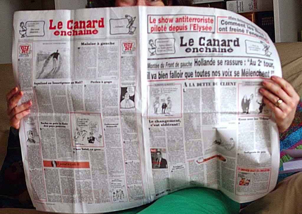 Le Canard Enchaîné: um héroi vitorioso berrando contra aquilo que a grande mídia glorifica. Assim virou o jornal que não descolou de seu público e seu público não descola dele.