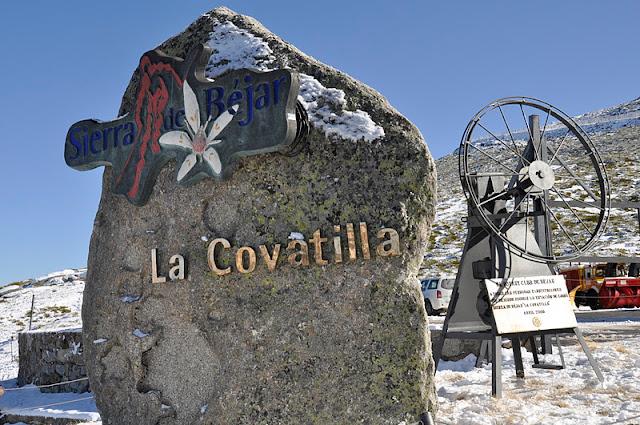 Esquí en Familia: La Covatilla (Sierra de Béjar)