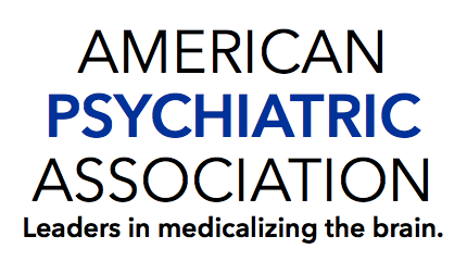 APA: Leaders in medicalizing the brain.