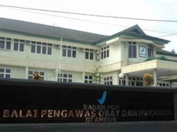 Balai Pengawasan Obat dan Makanan (BPOM) di Ambon mengamankan pangan yang dijual pelaku usaha tanpa nomor izin edar.