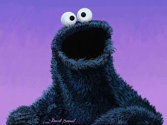 #1 Cookie Monster Wallpaper
