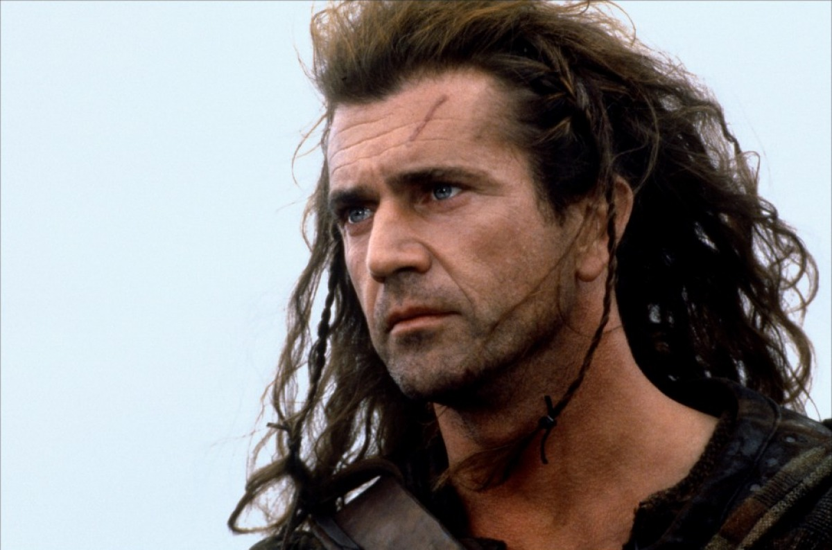 Mel Gibson William Wallace