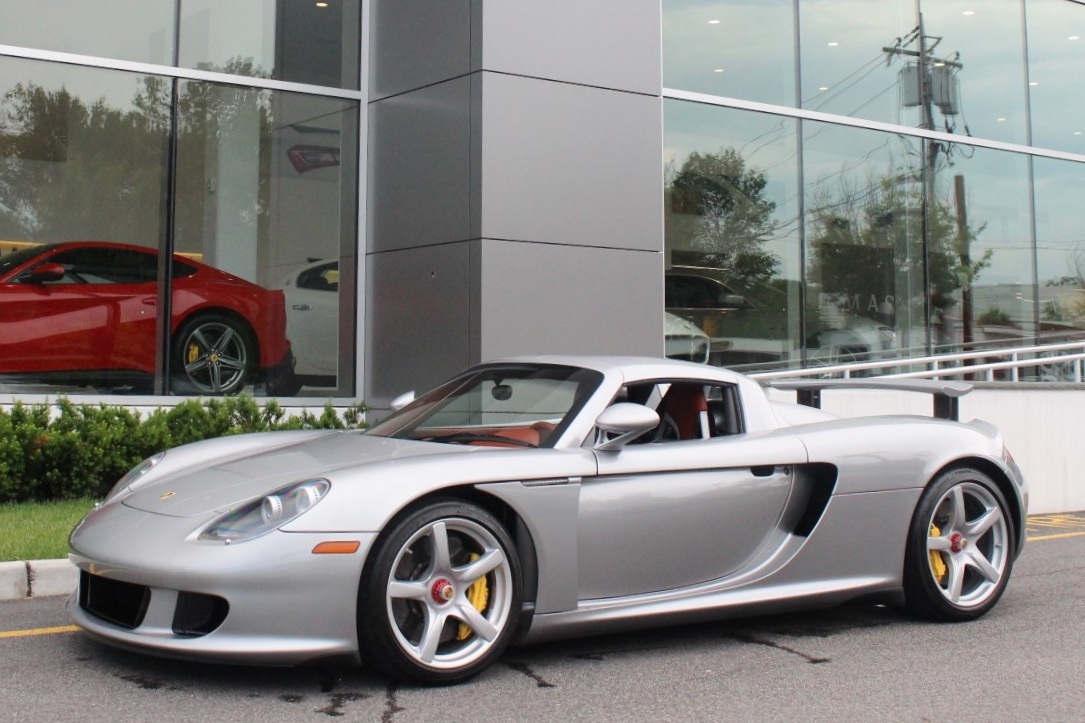 2005 Porsche Carrera Gt For Sale In Usa 889 995 All Cars For