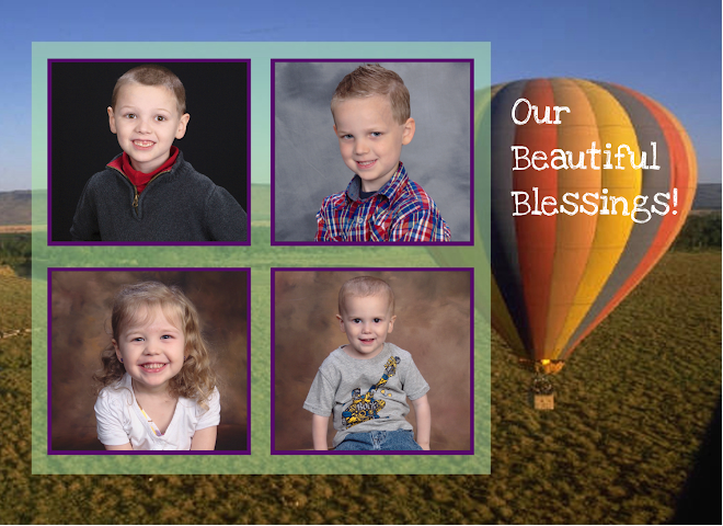 Our Beautiful Blessings!