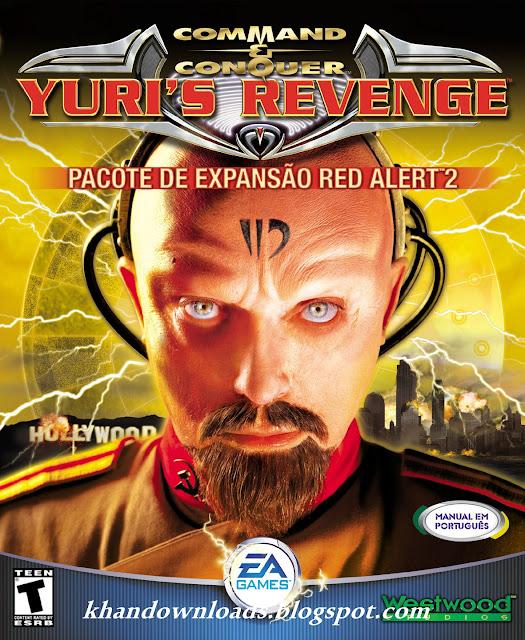 Red Alert 2 Yuri's Revenge