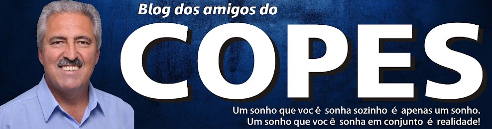 BLOG DOS AMIGOS DO COPES