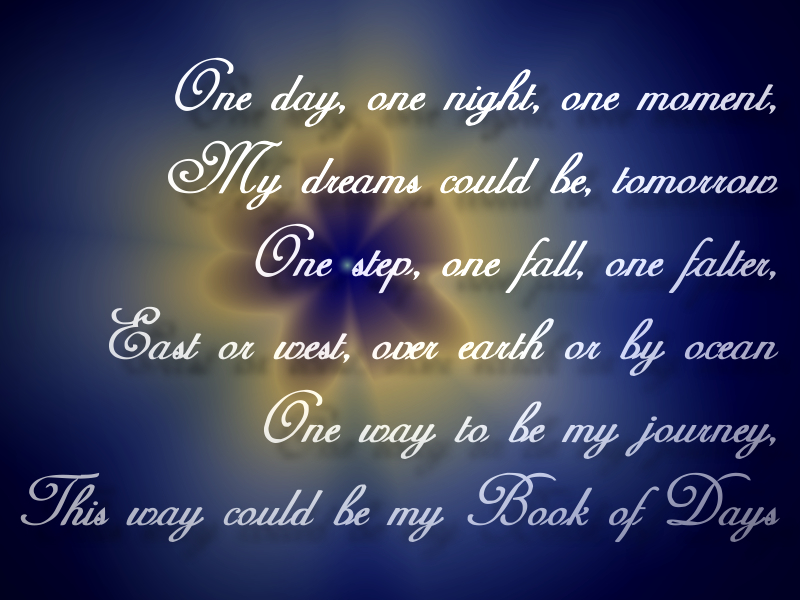 song lyric quotes in text image book of days enya song quote image