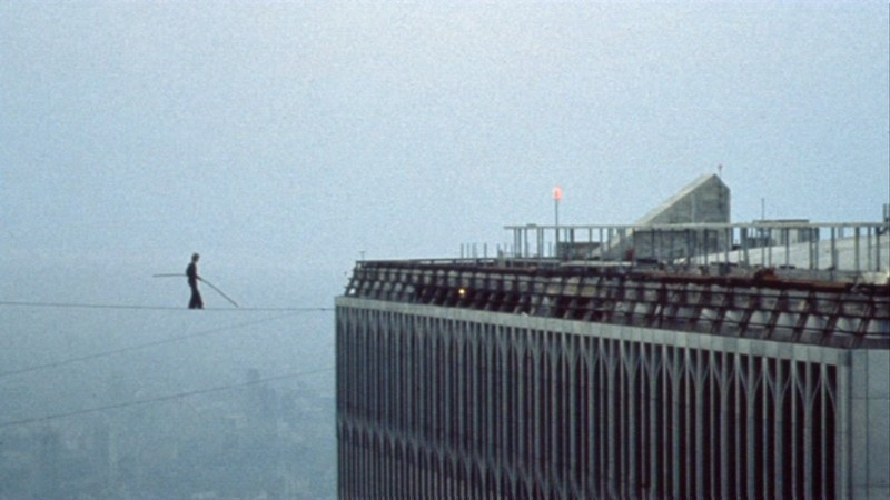 how one might find philippe petit This august marks the 41st anniversary since philippe petit accomplished his daring achievement of walking across a suspended wire connecting the twin towers.