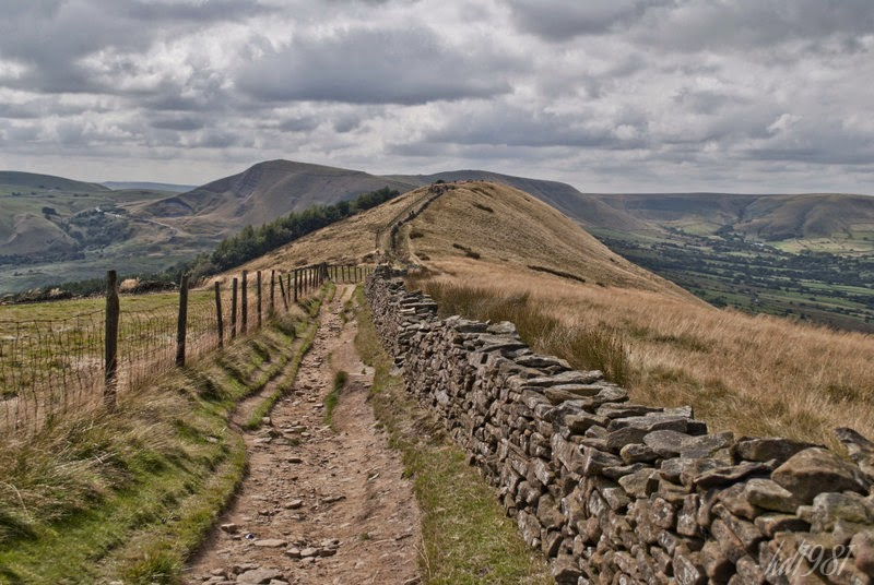 Ridge walk Losehill to Mam Tor