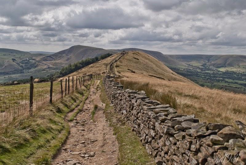 Ridge walk Losehill to Mam Tor