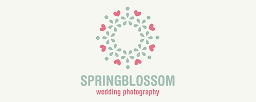 Springblossom Logo Design