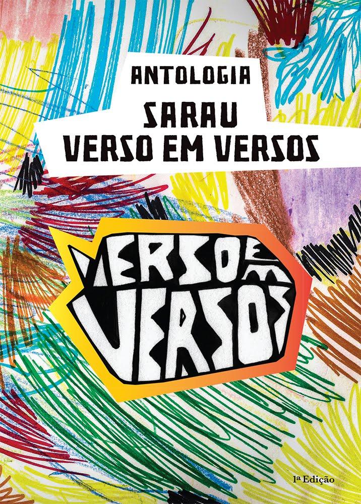 Nosso 1° Livro - Antologia Sarau Versos Em Versos