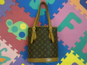 Louis Vuitton Monogram Petite Bucket Bag(SOLD)