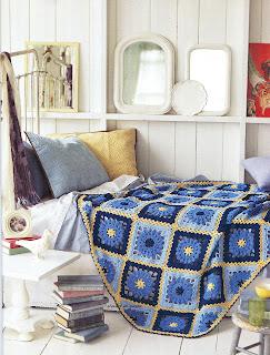 Подборка идей со схемами.  Вязание крючком для дома.  Салфетки, скатерти, подушки.  Прочитать целикомВ.