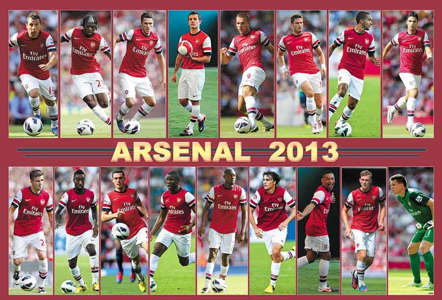arsenal 2013 all about football