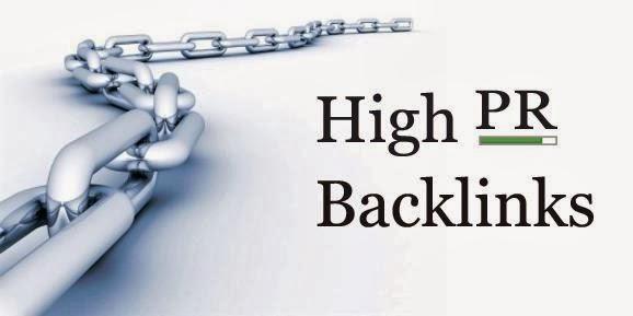 free high pr backlinks list